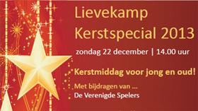 2013 | Lievekamp Kerstspecial
